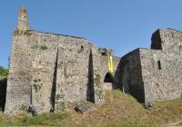 Zřícenina hradu Borotín