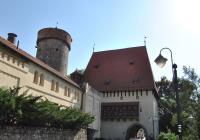 Hradní věž Kotnov, Tábor