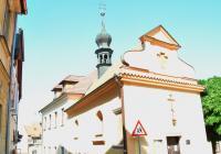 Špitálská kaple Svatého kříže