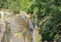 Jordánský vodopád, Tábor