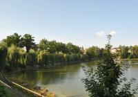 Rybník Jordán, Tábor