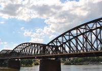Vyšehradský železniční most, Praha 1