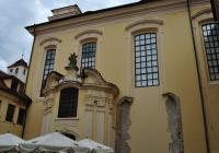 Kostel svatého Michaela archanděla, Praha 1