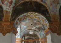 Poutní kostel sv. Ducha, Římov