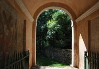 Popravní brána Římov, Římov