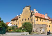 Bývalý kostel sv. Markéty, Zlatá Koruna
