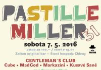 Pastille Miller - večerní multižánrový festival