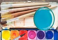 Malování a kreslení - zkušební lekce