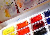 Teorie a míchání barev