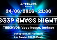 Deep House Night