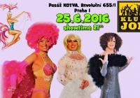 Travesti Show Praha