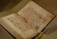 Knihy doby Karla IV.- poklady rajhradské knihovny