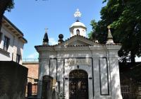 Kaple Panny Marie na Hradbách
