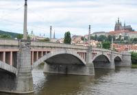 Mánesův most, Praha 1