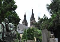 Vyšehradský hřbitov, Praha 2