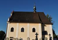 Kostel sv. Anny, Telč