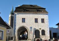 Horní brána Telč