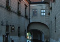 Dolní brána Telč