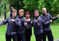 Vánoční koncert Doležalovo kvarteto a Valerie Zawadská