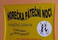 Taneční zábava Horečka páteční noci