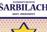 Koncert klezmerové hudby orchestru Šarbilach