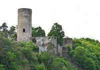 Zřícenina hradu Dobronice, Dobronice u Bechyně