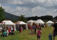 Festival jurt - oheň, světlo, teplo a život