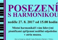 Posezení s harmonikou