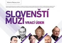 Slovenští muži vrací úder