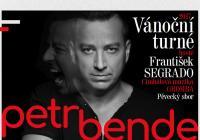 Petr Bende & band – Vánoční turné 2017