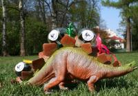 Muzeum Karla Zemana: výprava za dinosauřími vejci