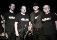 MARiAN Band: Koncert mezi knihami