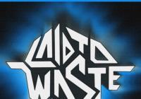 Křest nové desky kapely Laid to Waste