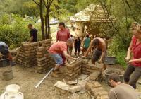Letní zážitková škola přírodního stavitelství