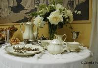 Čaj o páté s ukázkou tradic spojených s podáváním čajů