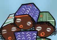 Dětský africký klub – Recyklace
