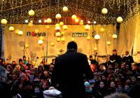 Česká mše vánoční J. J. Ryby na Staroměstském náměstí
