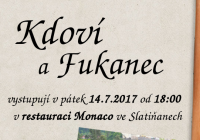 Koncert kapel Kdoví a Fukanec na Monacu
