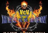 VcV MegaShow V - wrestlingová akce v Praze