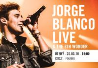Jorge Blanco: první sólový koncert v Praze