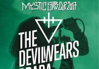 The Devil Wears Prada (USA) - Mystic Sk8 Cup 2017