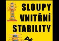 Sloupy vnitřní stability