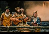 Footsbarn Theatre - Shakespeare Célébration (ve francouzštině)