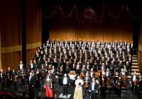 Hartford Chorale: sborový koncert za doprovodu varhan