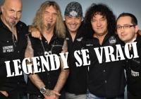Rockový koncert Legendy se vrací