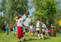 Rytířské slavnosti na zámku Berchtold