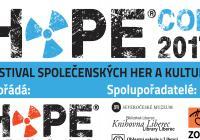 Festival společenských her a kultury HOPEcon 2017