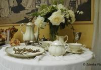 Čaj o páté - výstava s ukázkou podávání čaje