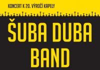 Výroční koncert Šuba Duba Bandu