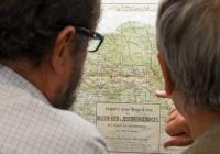 Komentovaná prohlídka výstavy Mapy JH